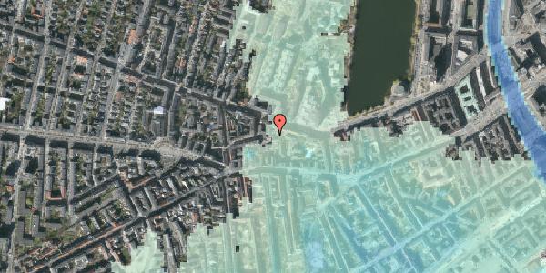 Stomflod og havvand på Gammel Kongevej 39F, 1. 2, 1610 København V