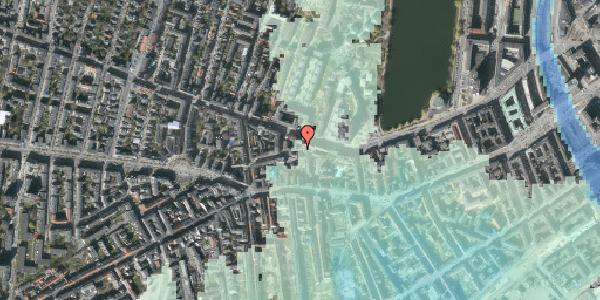 Stomflod og havvand på Gammel Kongevej 39G, st. , 1610 København V