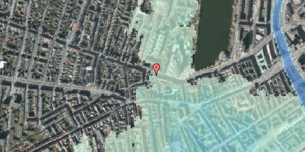 Stomflod og havvand på Gammel Kongevej 39L, 1610 København V