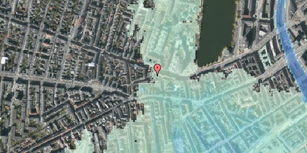 Stomflod og havvand på Gammel Kongevej 41A, 1. th, 1610 København V