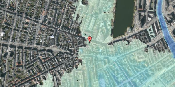 Stomflod og havvand på Gammel Kongevej 41A, 4. tv, 1610 København V
