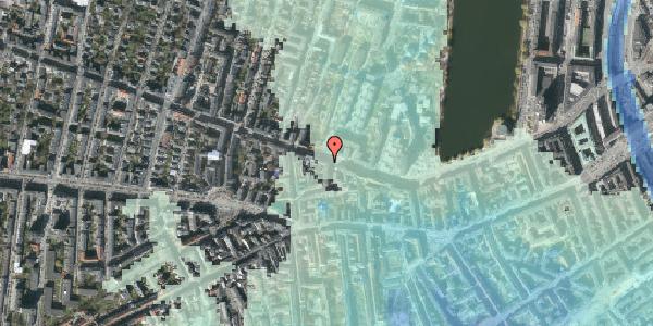 Stomflod og havvand på Gammel Kongevej 43, 4. tv, 1610 København V