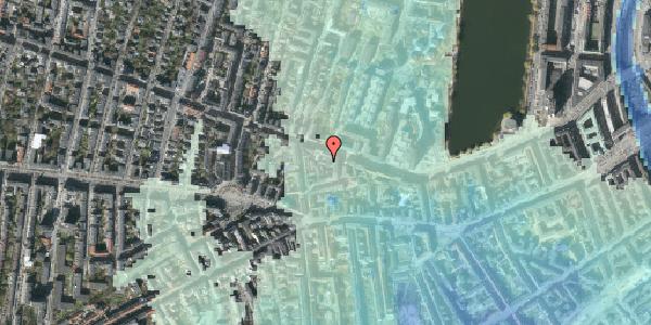 Stomflod og havvand på Gammel Kongevej 47A, 3. tv, 1610 København V