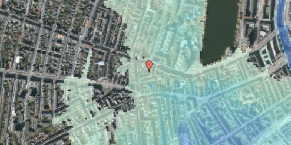 Stomflod og havvand på Gammel Kongevej 47B, 1. , 1610 København V