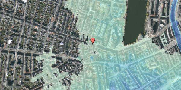 Stomflod og havvand på Gammel Kongevej 47, 1. tv, 1610 København V