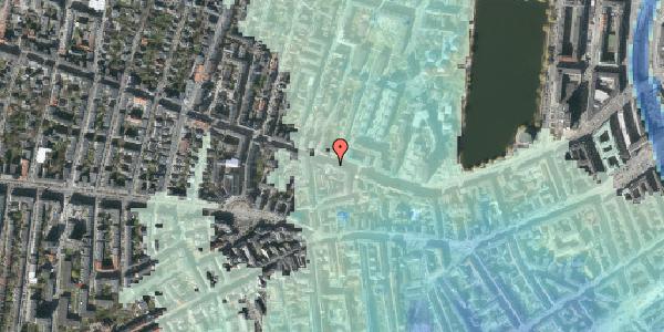 Stomflod og havvand på Gammel Kongevej 49, 2. tv, 1610 København V
