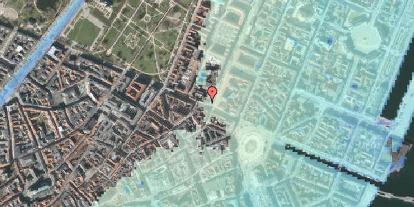 Stomflod og havvand på Gothersgade 24, st. , 1123 København K
