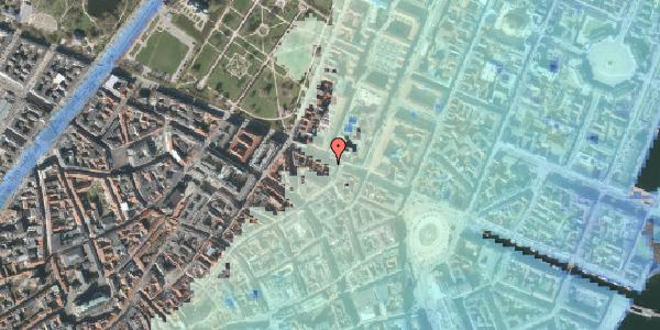 Stomflod og havvand på Gothersgade 33B, 2. , 1123 København K