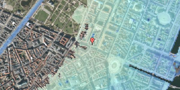 Stomflod og havvand på Gothersgade 38, st. , 1123 København K
