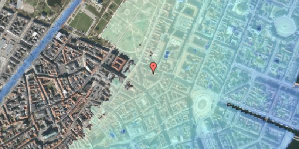 Stomflod og havvand på Gothersgade 41A, 2. , 1123 København K