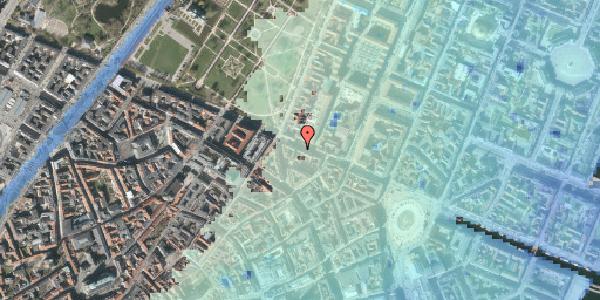Stomflod og havvand på Gothersgade 41, 3. th, 1123 København K