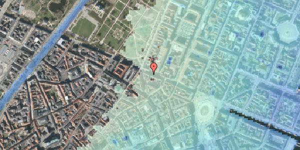 Stomflod og havvand på Gothersgade 43, 5. , 1123 København K