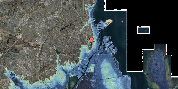 Stomflod og havvand på Gothersgade 154, 5. 2, 1123 København K