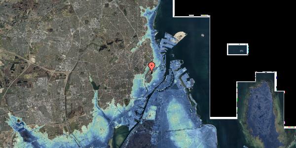 Stomflod og havvand på Gothersgade 155, 3. th, 1123 København K