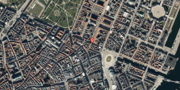 Stomflod og havvand på Grønnegade 43, st. 3, 1107 København K