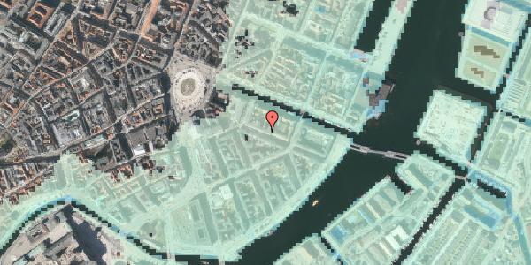Stomflod og havvand på Herluf Trolles Gade 7, 2. tv, 1052 København K