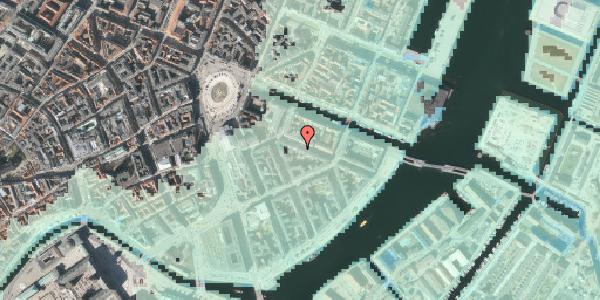 Stomflod og havvand på Herluf Trolles Gade 8, kl. , 1052 København K