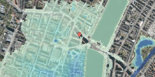 Stomflod og havvand på Herman Triers Plads 2, 2. th, 1631 København V