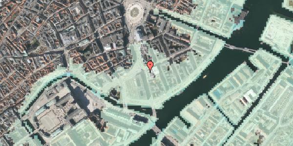Stomflod og havvand på Holbergsgade 2, 3. , 1057 København K