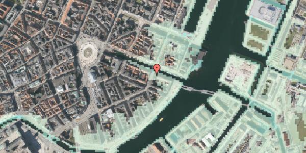 Stomflod og havvand på Holbergsgade 30, 3. tv, 1057 København K