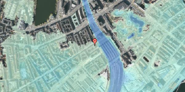 Stomflod og havvand på Istedgade 1, 4. , 1650 København V