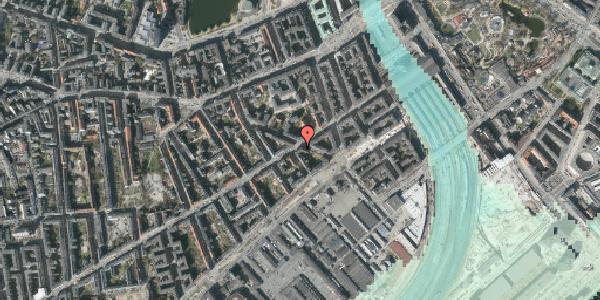 Stomflod og havvand på Istedgade 19, 5. tv, 1650 København V