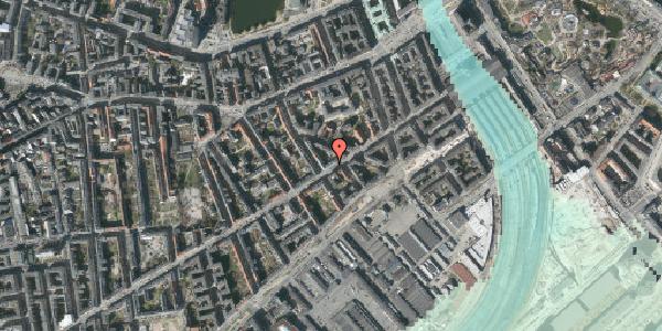 Stomflod og havvand på Istedgade 30B, 1. tv, 1650 København V