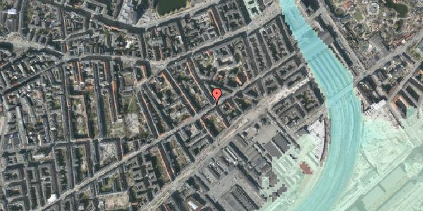 Stomflod og havvand på Istedgade 34, 3. tv, 1650 København V