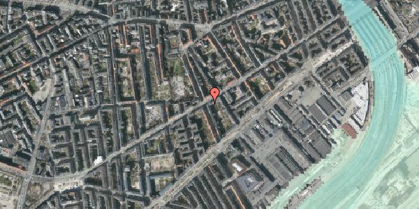 Stomflod og havvand på Istedgade 45, 3. tv, 1650 København V
