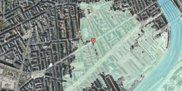 Stomflod og havvand på Istedgade 55, 2. th, 1650 København V