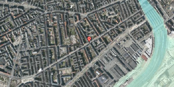 Stomflod og havvand på Istedgade 56B, 4. , 1650 København V