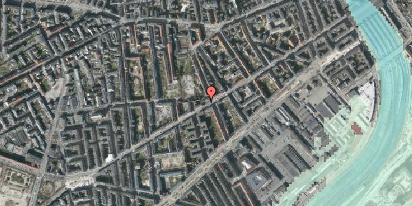 Stomflod og havvand på Istedgade 62, st. 1, 1650 København V