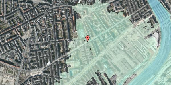 Stomflod og havvand på Istedgade 66, 4. th, 1650 København V