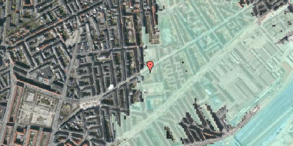 Stomflod og havvand på Istedgade 79, 4. th, 1650 København V