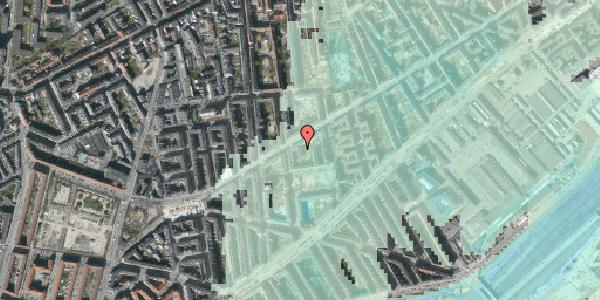 Stomflod og havvand på Istedgade 81A, 4. tv, 1650 København V