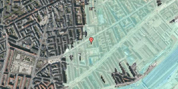 Stomflod og havvand på Istedgade 81B, 1. th, 1650 København V