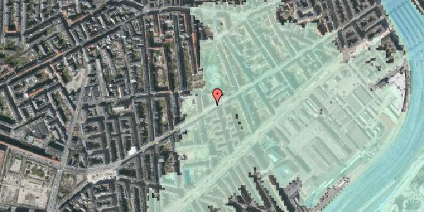 Stomflod og havvand på Istedgade 84, 1. tv, 1650 København V