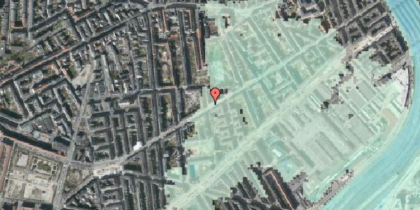 Stomflod og havvand på Istedgade 88, 1. , 1650 København V