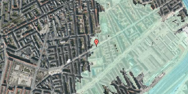 Stomflod og havvand på Istedgade 100, 2. th, 1650 København V