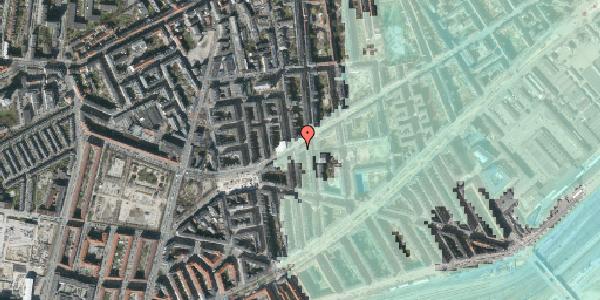 Stomflod og havvand på Istedgade 101, 2. th, 1650 København V