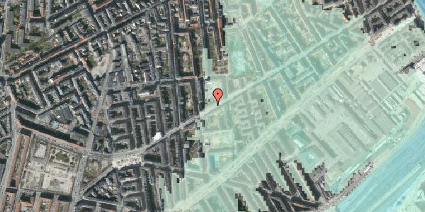 Stomflod og havvand på Istedgade 102, 3. tv, 1650 København V
