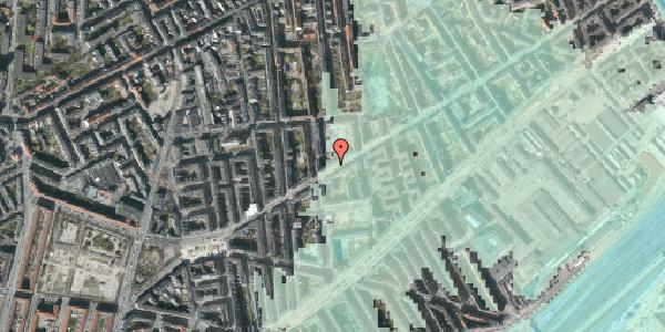 Stomflod og havvand på Istedgade 106, 1. th, 1650 København V