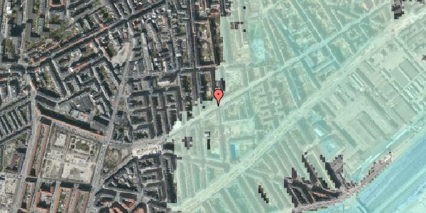 Stomflod og havvand på Istedgade 118, 3. , 1650 København V
