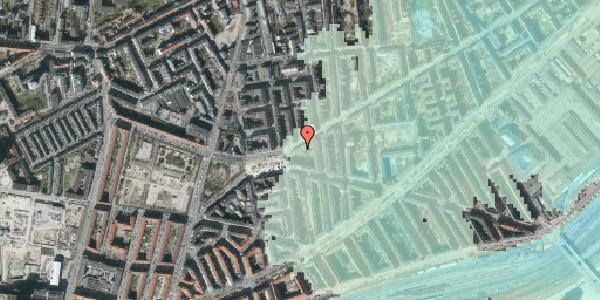 Stomflod og havvand på Istedgade 119, 2. tv, 1650 København V