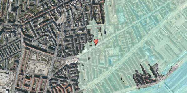 Stomflod og havvand på Istedgade 128, 5. tv, 1650 København V