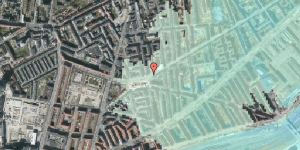 Stomflod og havvand på Istedgade 142, 2. th, 1650 København V