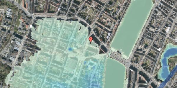 Stomflod og havvand på Julius Thomsens Gade 16, 5. th, 1632 København V