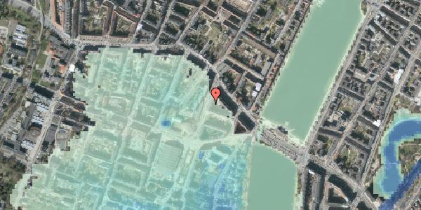 Stomflod og havvand på Julius Thomsens Gade 18, 3. th, 1632 København V