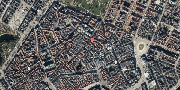 Stomflod og havvand på Kronprinsensgade 5A, st. tv, 1114 København K