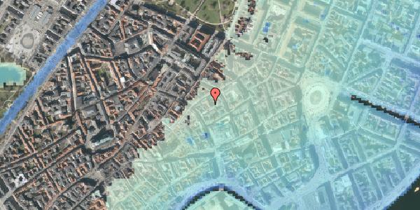 Stomflod og havvand på Kronprinsensgade 8A, 2. , 1114 København K